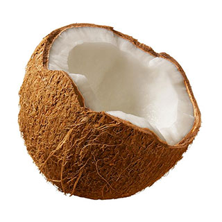 nuts for coconut