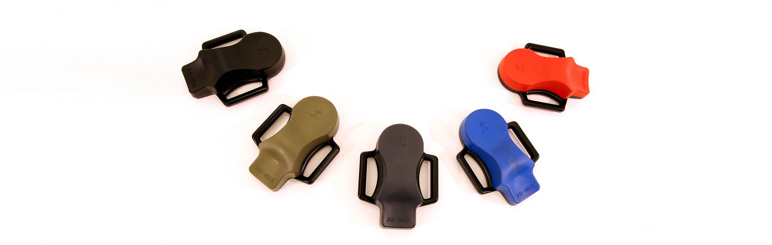 Five different weights for ALL fitness levels